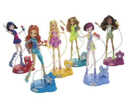 Barbie Winx Club